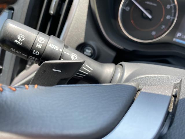2.0i-L アイサイト 4WD アイサイト 社外メモリーナビ バックカメラ LEDヘッドライト 障害物センサー ETC フォグランプ ワンセグ DVD再生 Bluetooth接続 スマートキー アイスト 電動格納ミラー(37枚目)