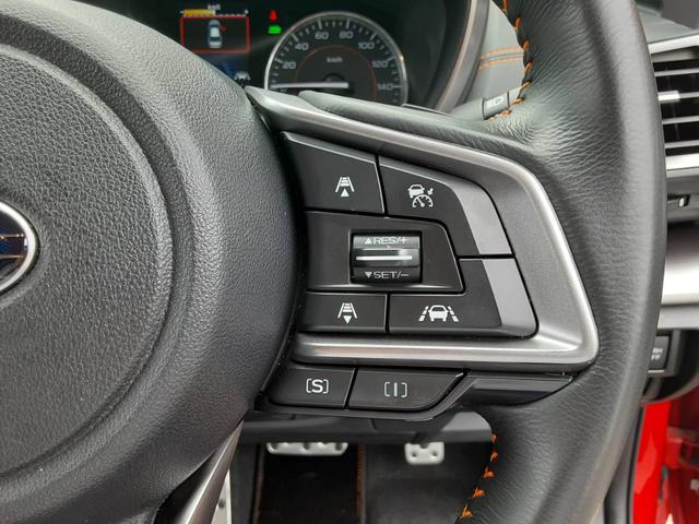 2.0i-S アイサイト AWD アイサイト BSM 純正メモリーナビ バックカメラ LEDヘッドライト パドルシフト ETC パワーシート フルセグ Bluetooth接続 DVD再生 スマートキー アイスト 電動格納ミラー(22枚目)