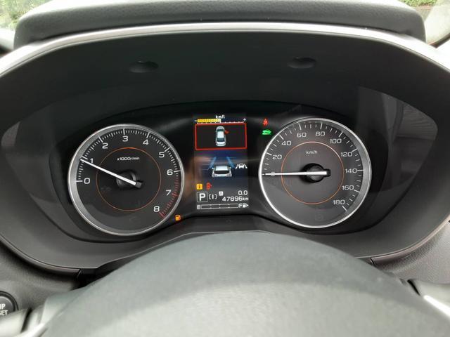 2.0i-S アイサイト AWD アイサイト BSM 純正メモリーナビ バックカメラ LEDヘッドライト パドルシフト ETC パワーシート フルセグ Bluetooth接続 DVD再生 スマートキー アイスト 電動格納ミラー(26枚目)