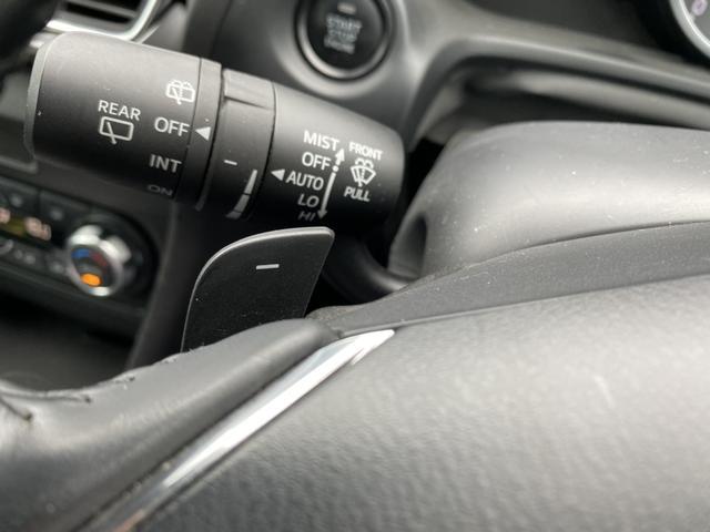 15XD プロアクティブ ディーゼル 衝突軽減ブレーキ レーンアシスト マツダコネクト バックカメラ BSM 障害物センサー クルーズコントロール LEDヘッド ETC フルセグ DVD再生 Bluetooth パドルシフト(28枚目)