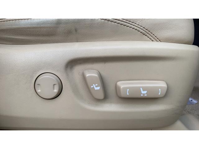 TX Lパッケージ 4WD 革シート 純正HDDナビ バックカメラ ETC クルーズコントロール シートヒーター パワーシート LEDヘッド フォグ フルセグ DVD再生 Bluetooth ヘッドライトウォッシャー(35枚目)