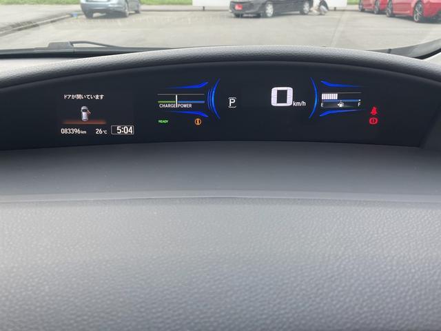 ハイブリッドX ホンダセンシング ナビ バックカメラ ETC LEDヘッド スマートキー ハーフレザー 社外17AW フルセグTV フォグ 6人乗り(27枚目)