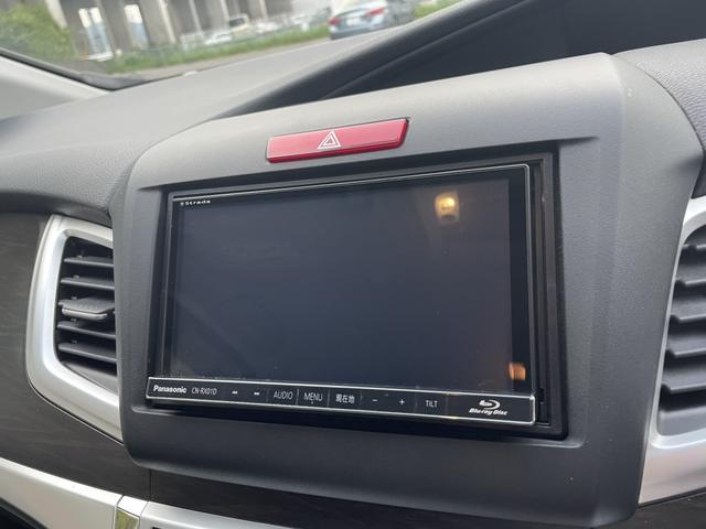 ハイブリッドX ホンダセンシング ナビ バックカメラ ETC LEDヘッド スマートキー ハーフレザー 社外17AW フルセグTV フォグ 6人乗り(29枚目)