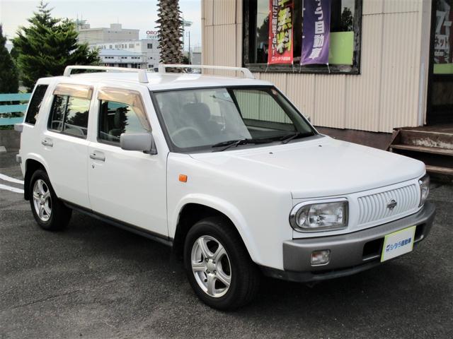 「日産」「ラシーン」「SUV・クロカン」「愛知県」の中古車6