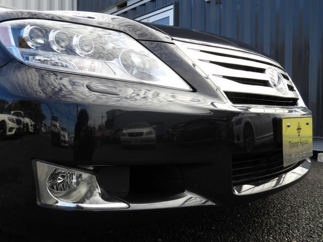 レクサス LS LS600h/VerU/LEDヘッド/白革シート/Pシート