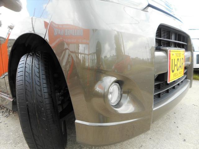 ダイハツ ムーヴ カスタムG ワンオーナー タイヤ4本新品 車検たっぷり♪