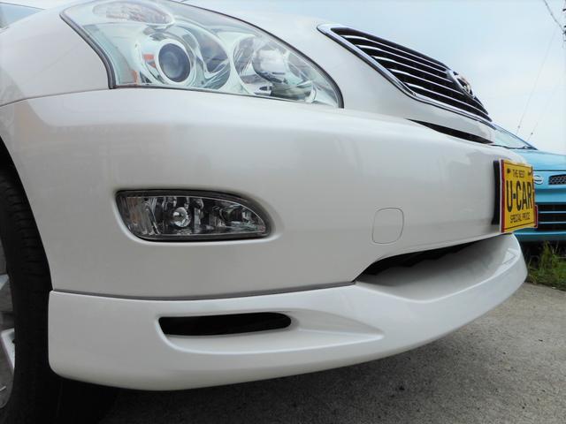 300G LPKGタイヤ4本新品HIDエアロ禁煙車ナビETC(8枚目)