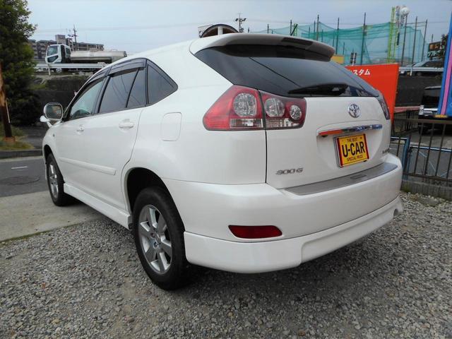 300G LPKGタイヤ4本新品HIDエアロ禁煙車ナビETC(11枚目)
