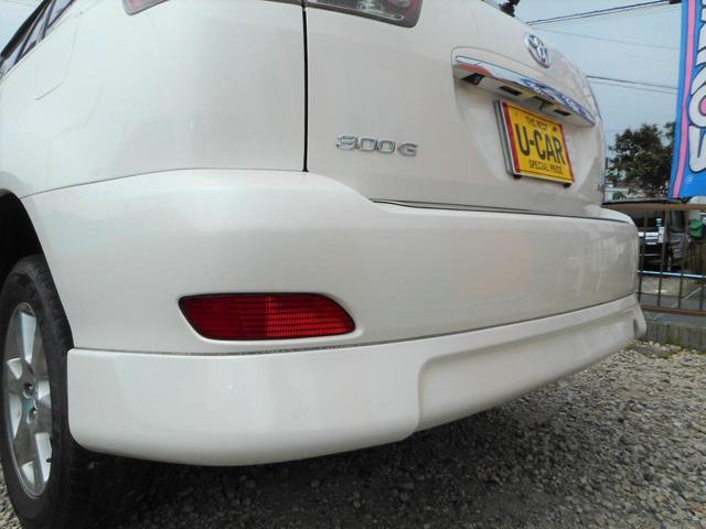 300G LPKGタイヤ4本新品HIDエアロ禁煙車ナビETC(15枚目)