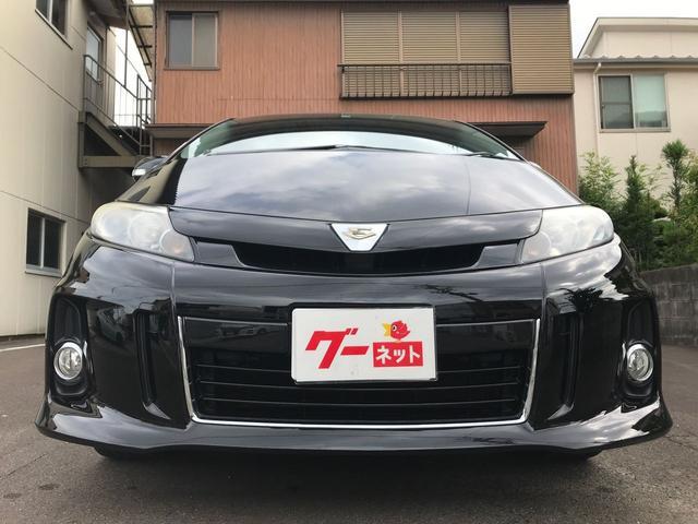 アエラス プレミアムエディション 4WD 7人乗り SDナビ(14枚目)