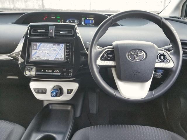 トヨタ プリウス S プリクラ モデリスタ3点セット 19AW LD ナビTV