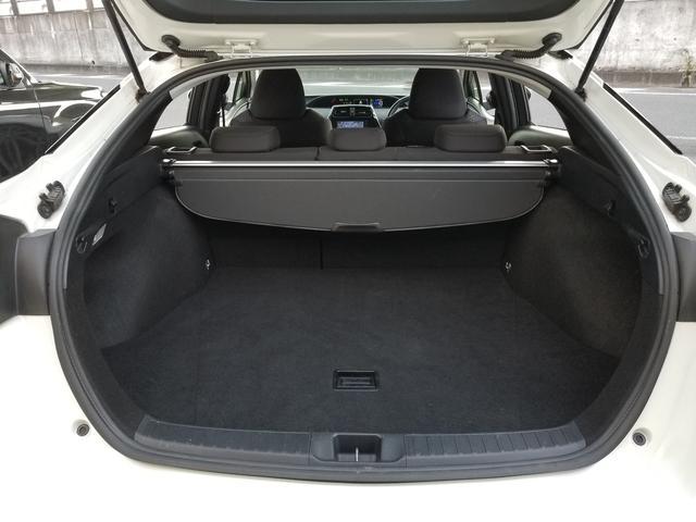 トヨタ プリウス S セーフティセンス 19AW LD ナビTV モデリスタ