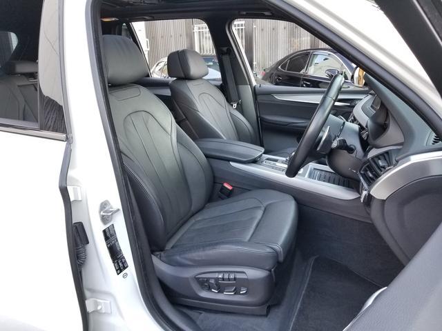 xDrive 35d MスポーツHDDナビ黒革SR20AW(11枚目)