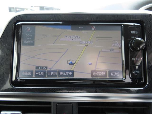ハイブリッドG フルセグ メモリーナビ DVD再生 バックカメラ 衝突被害軽減システム ETC 両側電動スライド LEDヘッドランプ ウオークスルー 乗車定員6人 3列シート ワンオーナー(4枚目)