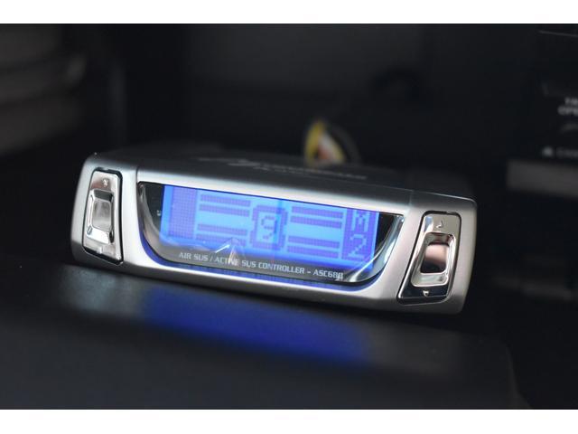 Cフルエアロ新品20AW新品タイヤ エアサスコントローラー(6枚目)