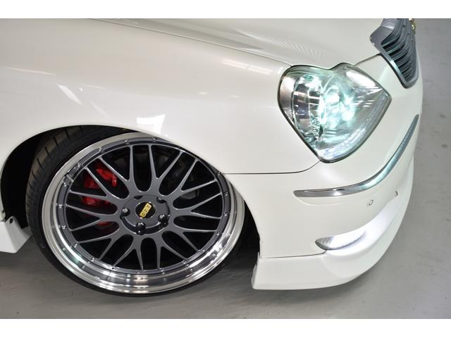 Cフルエアロ新品20AW新品タイヤ エアサスコントローラー(11枚目)