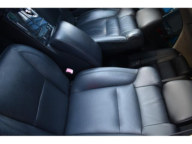アスリート 60thスペシャルエディション 後期型 黒革 サンルーフ 純正HDDナビ フルエアロ フルタップ式車高調 WORKランベック9インチ ゴールドエンブレム バックカメラ LEDフォグ コーナーセンサー ETC シートヒーター(4枚目)