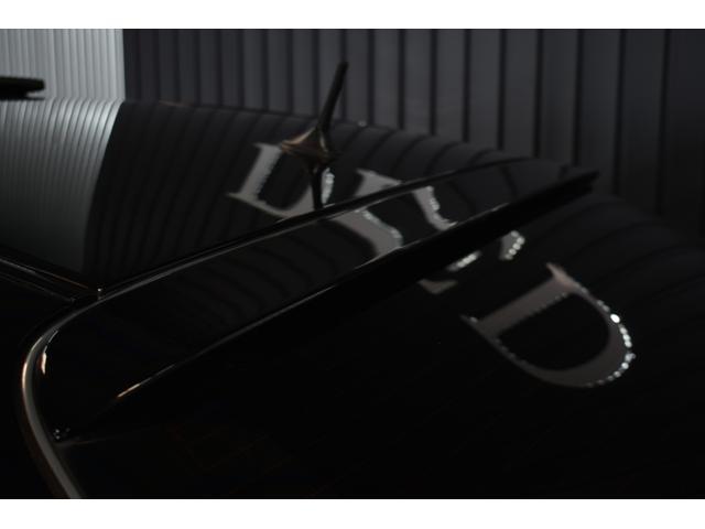 Cタイプ Fパッケージ 後期型 黒革 サンルーフ 純正HDDナビ フルエアロ エアサスコントローラー 新品シュタイナー20AW 新品タイヤ  ウィンカーミラー スモーク施工済み メッキピラー DVD再生 地デジ ロゴカーテシ(15枚目)