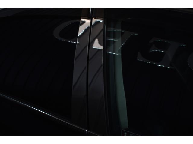 Cタイプ Fパッケージ 後期型 黒革 サンルーフ 純正HDDナビ フルエアロ エアサスコントローラー 新品シュタイナー20AW 新品タイヤ  ウィンカーミラー スモーク施工済み メッキピラー DVD再生 地デジ ロゴカーテシ(18枚目)