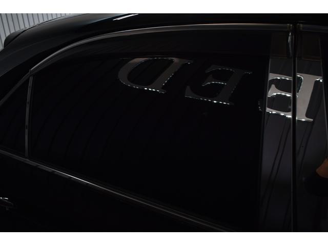 Cタイプ Fパッケージ 後期型 黒革 サンルーフ 純正HDDナビ フルエアロ エアサスコントローラー 新品シュタイナー20AW 新品タイヤ  ウィンカーミラー スモーク施工済み メッキピラー DVD再生 地デジ ロゴカーテシ(35枚目)