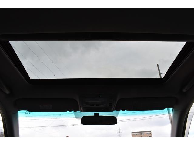 Cタイプ Fパッケージ 後期型 黒革シート サンルーフ HDDナビ DVD再生可能 フルエアロ エアサスコントローラー WORK20インチ カラーキャリパー LEDフォグ シートヒーター タイミングベルト交換済 ETC(11枚目)