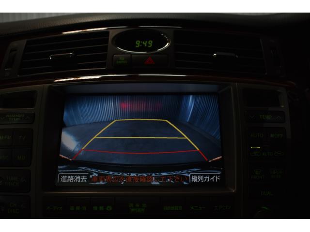 Cタイプ Fパッケージ 後期型 黒革シート サンルーフ HDDナビ DVD再生可能 フルエアロ エアサスコントローラー WORK20インチ カラーキャリパー LEDフォグ シートヒーター タイミングベルト交換済 ETC(52枚目)