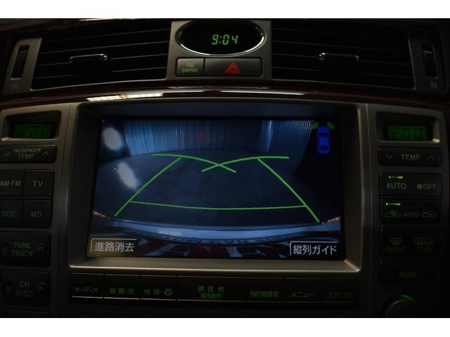 Cタイプ Fパッケージ 後期 黒革 サンルーフ HDDナビ フルエアロ エアサスコントローラー AIMGAIN20インチ 2カラーLEDフォグ シャークアンテナ エンジンスターター 地デジ DVD再生 バックカメラ(43枚目)