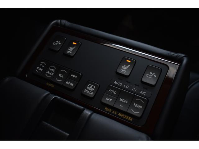 Cタイプ Fパッケージ 後期 黒革 サンルーフ HDDナビ フルエアロ エアサスコントローラー AIMGAIN20インチ 2カラーLEDフォグ シャークアンテナ エンジンスターター 地デジ DVD再生 バックカメラ(50枚目)