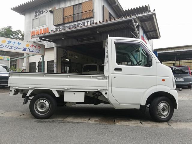 4WD KCエアコン パワステ ワンオーナ(4枚目)
