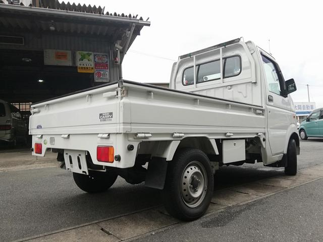 4WD KCエアコン パワステ ワンオーナ(8枚目)