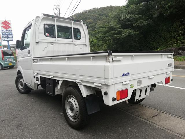 4WD KCエアコン パワステ ワンオーナ(9枚目)