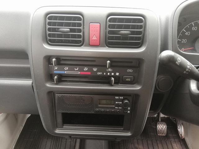4WD KCエアコン パワステ ワンオーナ(15枚目)