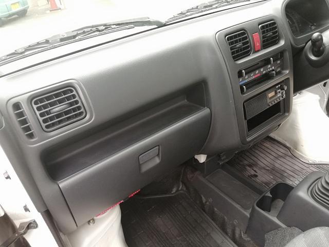 4WD KCエアコン パワステ ワンオーナ(17枚目)