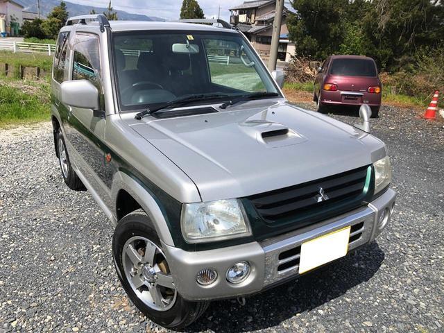 「三菱」「パジェロミニ」「コンパクトカー」「愛知県」の中古車3