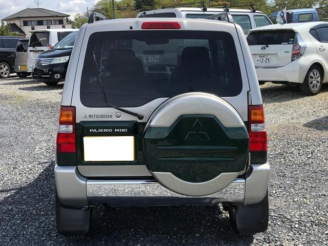「三菱」「パジェロミニ」「コンパクトカー」「愛知県」の中古車5
