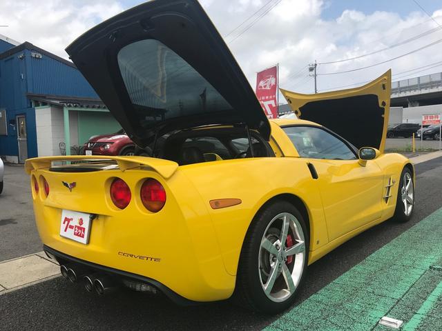 「シボレー」「シボレーコルベット」「クーペ」「愛知県」の中古車48