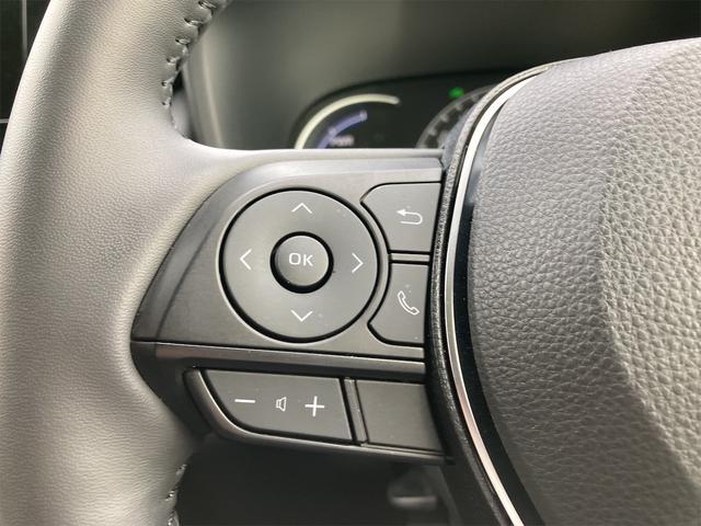 ハイブリッドG ステアリングヒーター パワーバックドア シートヒーター デジタルインナーミラー トヨタセーフティセンス クルーズコントロール パワーシート(23枚目)