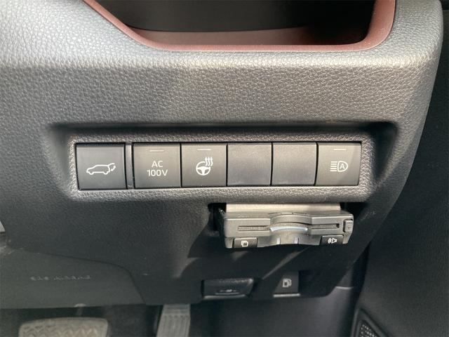 ハイブリッドG ステアリングヒーター パワーバックドア シートヒーター デジタルインナーミラー トヨタセーフティセンス クルーズコントロール パワーシート(25枚目)