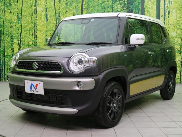 「スズキ」「クロスビー」「SUV・クロカン」「三重県」の中古車18