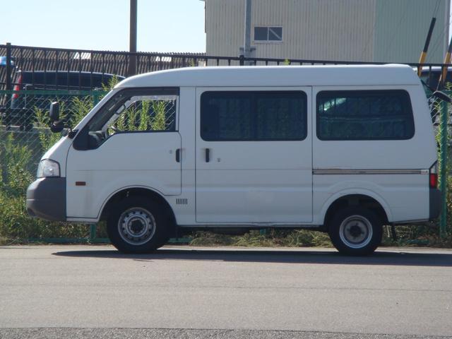 マツダ ボンゴバン DX 3/6人乗 1t積 コラムAT 両スライド ETC付