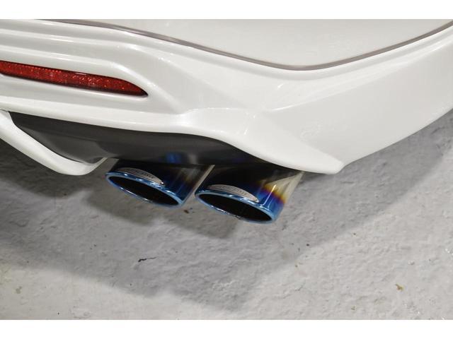 プログレス サンルーフ アルパインスタイル&モデリスタフルエアロ 4本出しマフラー BLITZ車高調 JBLサウンド ETC2.0 バックカメラ クルコン パワーバックドア 20インチアルミ(33枚目)
