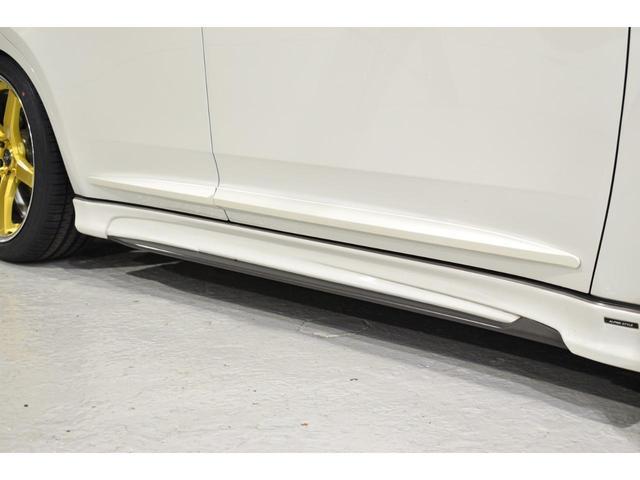 プログレス サンルーフ アルパインスタイル&モデリスタフルエアロ 4本出しマフラー BLITZ車高調 JBLサウンド ETC2.0 バックカメラ クルコン パワーバックドア 20インチアルミ(35枚目)