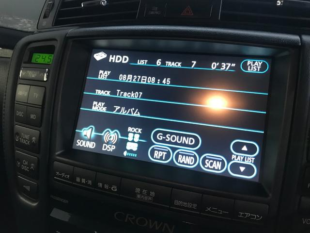 HDDナビですので録音機能付きです♪