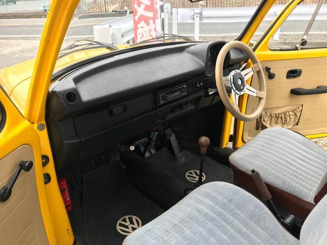 「フォルクスワーゲン」「ビートル」「クーペ」「岐阜県」の中古車8