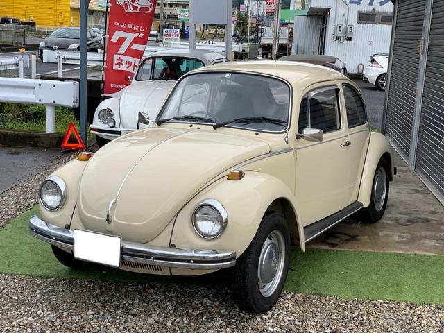 「フォルクスワーゲン」「ビートル」「クーペ」「岐阜県」の中古車3