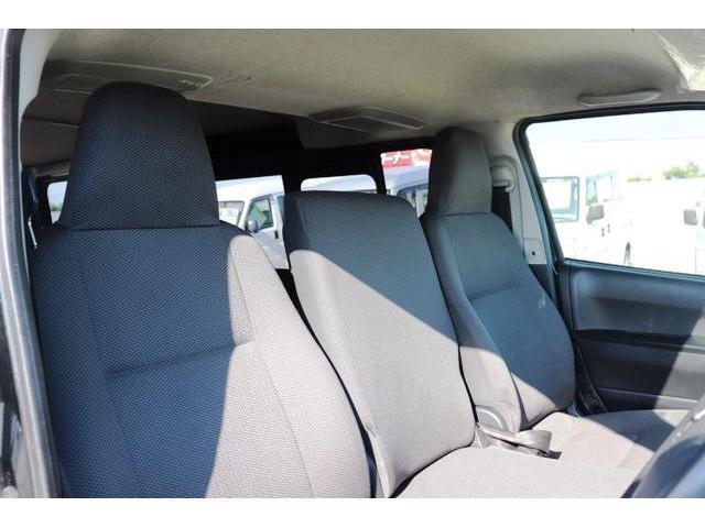ロングDX ディーゼル バックカメラ Bluetooth リアクーラー AUX ベンチシート 六人乗り キーレス ETC 両側スライドドア エアコン パワステ プライバシーガラス(18枚目)