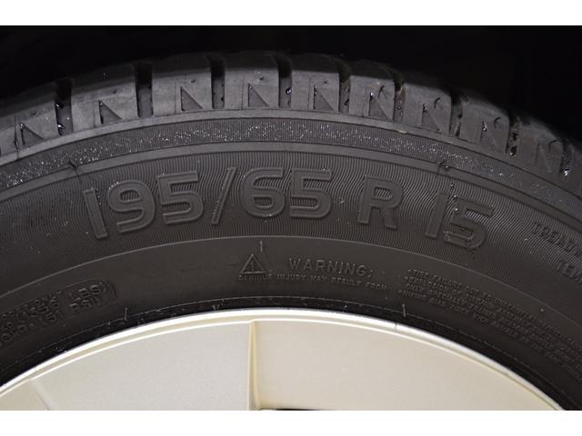 195/65R15サイズのタイヤです。