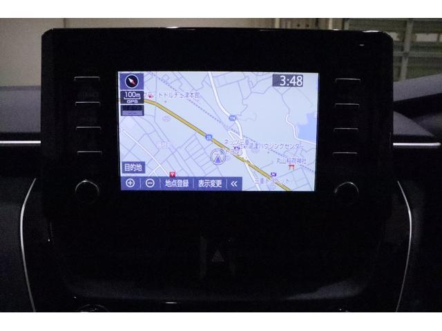 ハイブリッド G-X ディスプレイオーディオ ナビ バックカメラ ETC トヨタセーフティーセンス LEDヘッドランプ(18枚目)