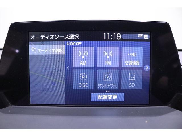 RSアドバンス SDナビ DTV CD・DVD再生 Bluetooth接続可 ETC パノラミックビュモニター LEDヘッドランプ 純正アルミホイール サンルーフ 本革シート 衝突被害軽減システム 車線逸脱警報(19枚目)