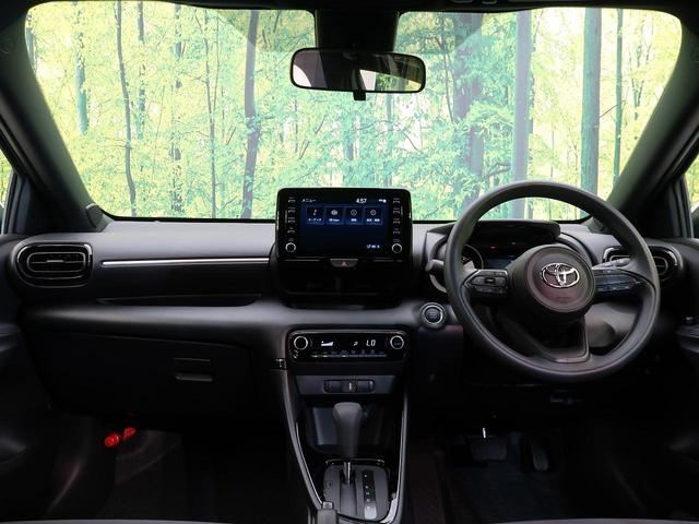 G 純正ディスプレイオーディオ LEDヘッドライト 登録済未使用車 TSS スマートキー オートAC Bカメ レーンアシスト アイドリングストップ(2枚目)